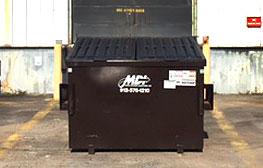 front-load-dumpster