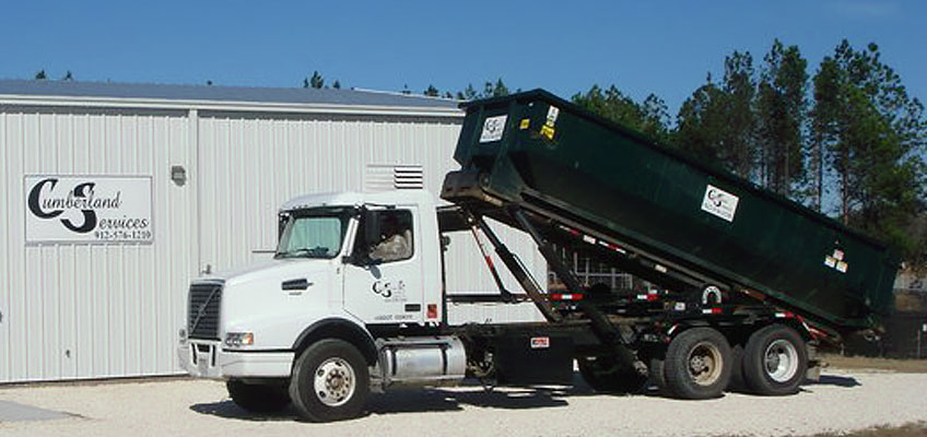 Berland Roll Off Truck Headquarters