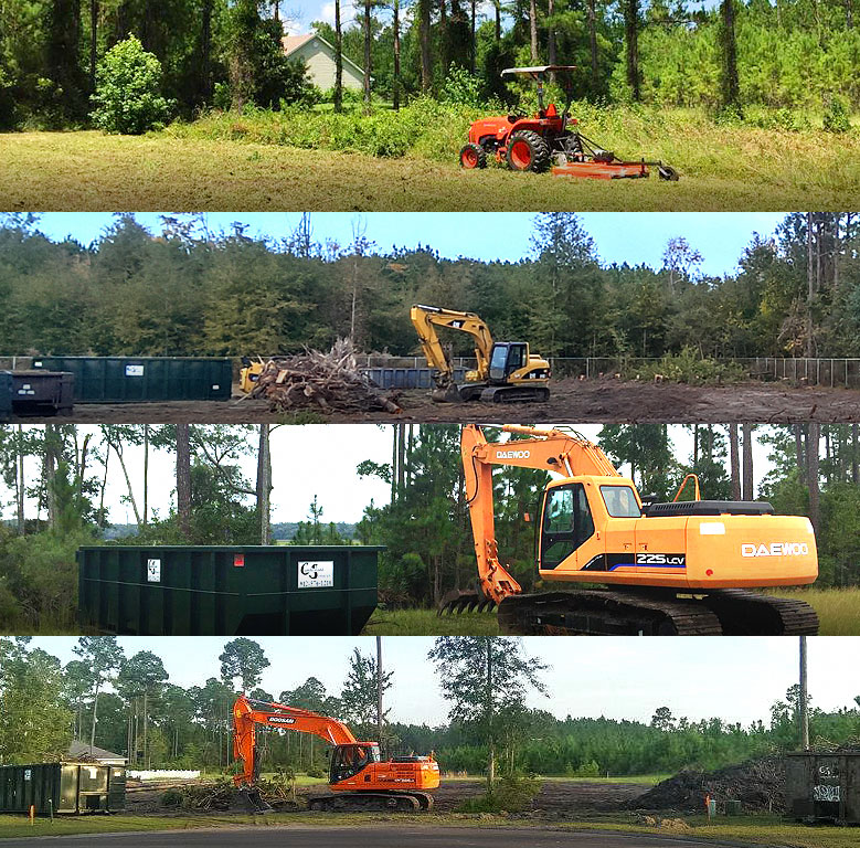 Cumberland Services Land Clearing Projects